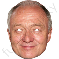 Ken Livingstone Mask