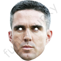 Kevin Pietersen England Cricket Mask