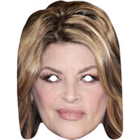 Kirstie Alley Mask