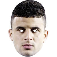 Kyle Walker Football Mask