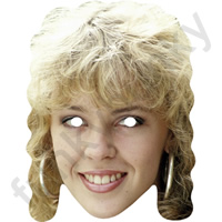 Kylie Minogue Retro 1980s Mask