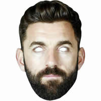 Liam Plunkett Cricket Mask