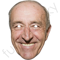 Len Goodman Strictly Come Dancing Mask