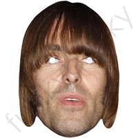 Liam Gallagher Mask