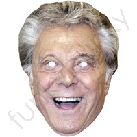 Lionel Blair Celebrity Mask