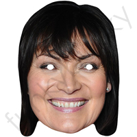 Lorraine Kelly Celebrity Mask