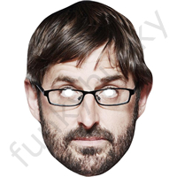 Louis Theroux Mask