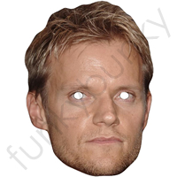 Marc Warren Mask