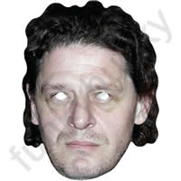 Marco Pierre White Chef Mask
