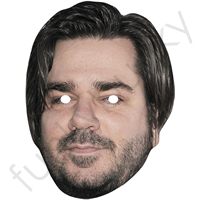 Matt Berry Celebrity Mask