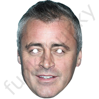 Friends Matt Le Blanc Mask