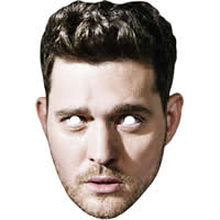 Michael Buble Mask