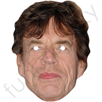 Mick Jagger Mask