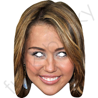 Miley Cyrus Mask