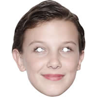 Millie Bobby Brown Stranger Things Eleven Mask