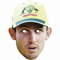 Mitchell Marsh Australian Cricket Mask
