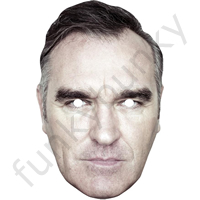 Morrissey The Smiths Mask
