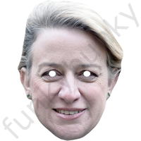 Natalie Bennett Politician Mask