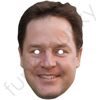 Nick Clegg Mask