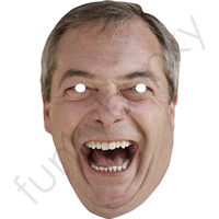 Nigel Farage Mask