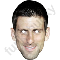 Novak Djokovic Tennis Mask