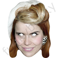 Paloma Faith Singer Mask