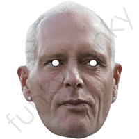 Paul Gascoigne Football Mask