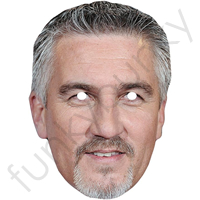 Paul Hollywood Chef Mask