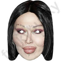Pete Burns Mask
