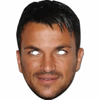 Peter Andre Mask