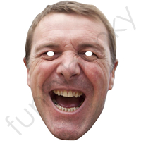 Phil Tufnell England Cricket Mask