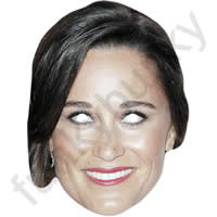 Pippa Middleton Mask