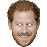 Prince Harry Version 3 Mask