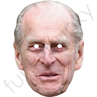 Prince Philip Mask - New Version 2012