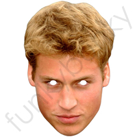 Prince William Retro Mask