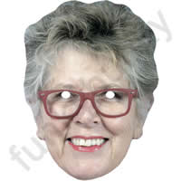 Prue Leith Chef Mask