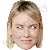 Renee Zellweger Celebrity Mask