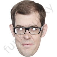 Richard Osman Mask