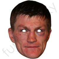 Ricky Hatton Boxer Mask
