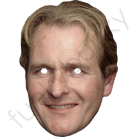 Robert Bathurst Downton Abbey Mask*