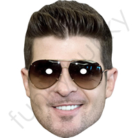 Robin Thicke Mask