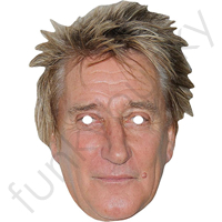 Rod Stewart Celebrity Singer Mask