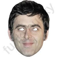 Ronnie O'Sullivan Snooker Mask Version 2