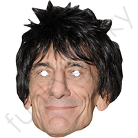 Ronnie Wood Mask