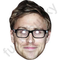 Russell Howard Comedian Mask