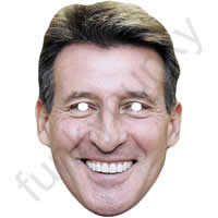 Sebastian Coe Athletics Mask