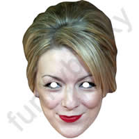 Sheridan Smith Actor Mask