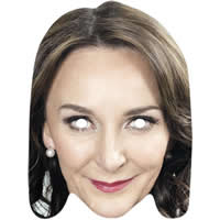 Shirley Ballas Strictly Come Dancing Mask