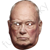 Sir Patrick Moore Mask