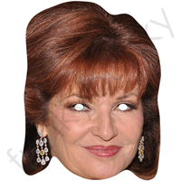 Stephanie Beacham Celebrity Mask